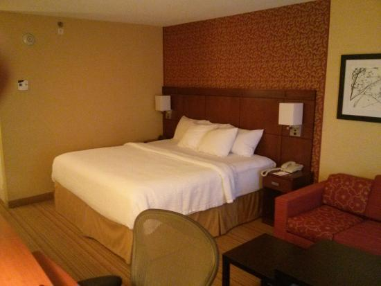 Courtyard by Marriott Boston Billerica / Bedford: Room