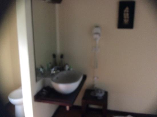 Media Luna Resort & Spa: Sale de bain