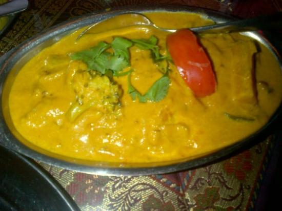 Curry's: Vegetable Makhanwala
