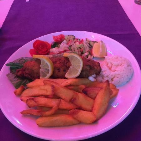 Babylon's restaurant: Great food