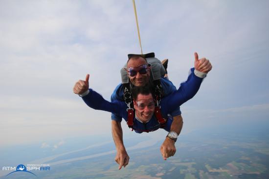 Parachutisme Atmosphair