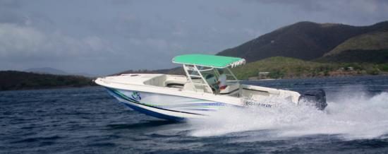‪Ocean Runner Powerboat Rentals‬
