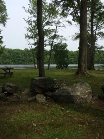 Lisbon, NH: Our view from site #73!