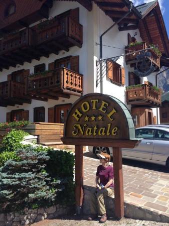Hotel Natale: Oui c'est là !