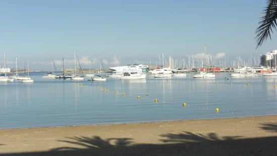 Hotel Arenal : View of the bay