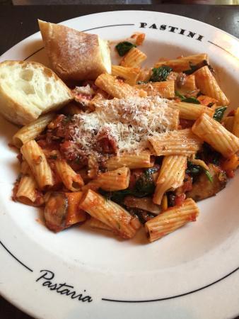 Best Italian outside of Italy!