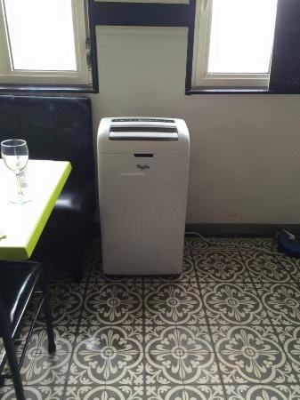 Le Bistr'Ok : Nouveau Salle climatisée.