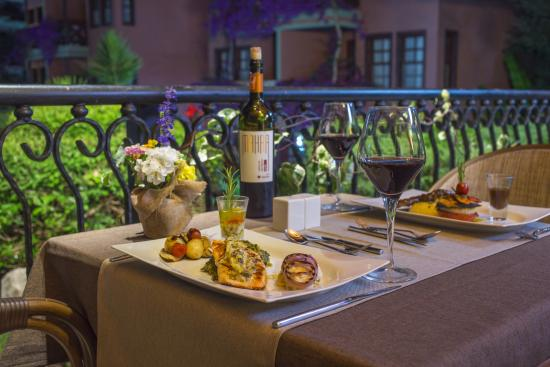 Suncity Hotel & Beach Club: New A'la carte