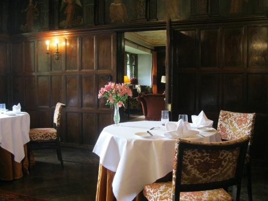 Lewdown, UK: One of the dining rooms