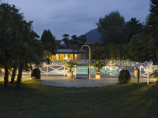 Park Hotel Villa Belvedere: swimmingpool