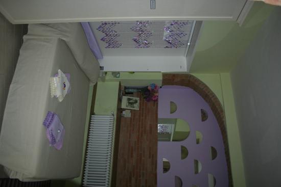 Alla Maison di Alessia : La stanza 2