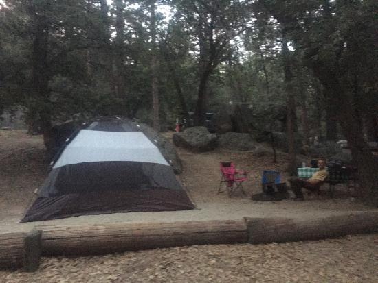 Idyllwild, Califórnia: Our spot #53