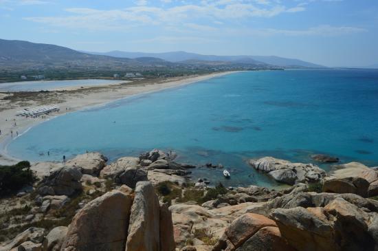 Coralli Beach Apartments : Nearby beach