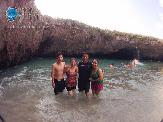 Explora Vallarta: Islas marietas