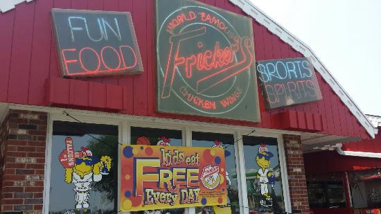 Frickers: Front