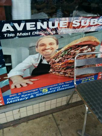 Avenue Subs