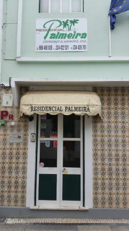 Residencial Palmeira: Portaria