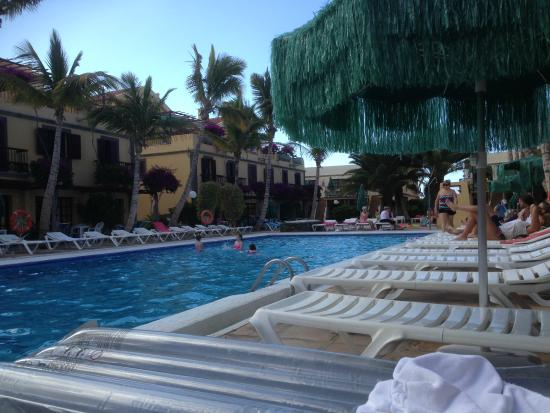 All Rooms Have View Of The Pool Picture Of Maspalomas Oasis Club Maspalomas Tripadvisor