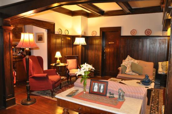 Oak Bay Guest House : Lobby