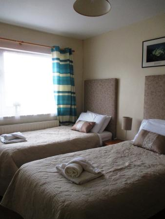 Harbour House & Leisure Centre : Twin room