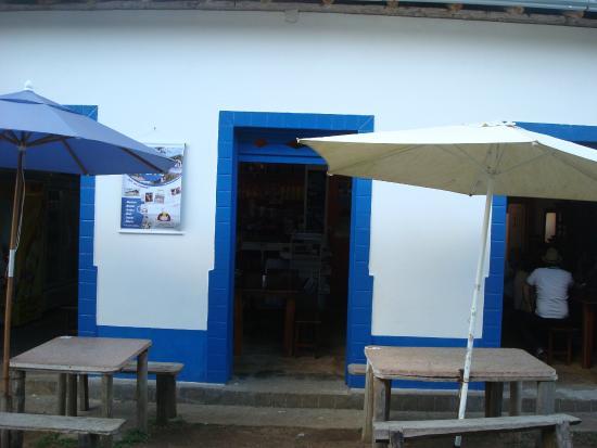Vila do Biribiri: Restaurante e Bar do Adilson