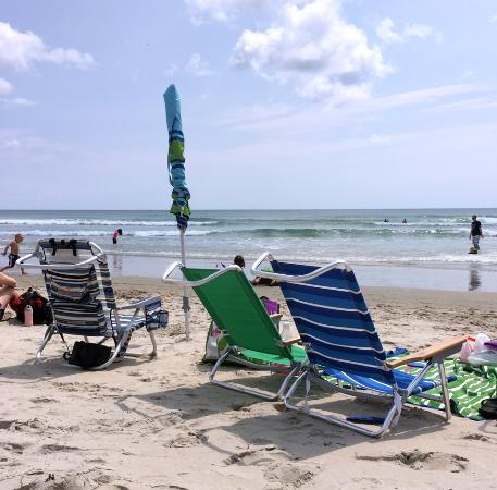 Inn on Shore Road: Walk to the Beach