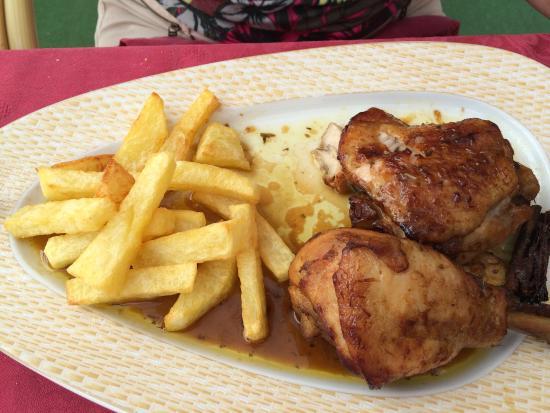 Las Anforas: We enjoyed the set menu