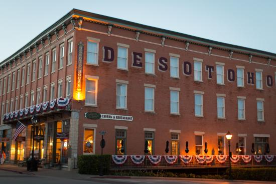 Desoto House Hotel Galena Il 2018 Review Ratings Family Vacation Critic