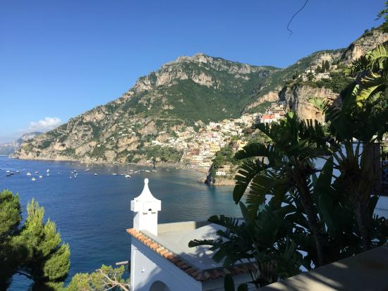 Villa Tre Ville: Vue terrasse