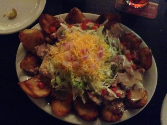 Hooligans: Irish nachos