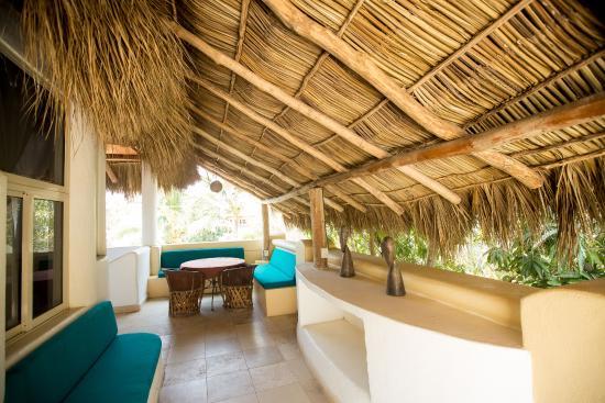 Penthouse fotograf a de hotel villas sayulita sayulita for Villas sayulita