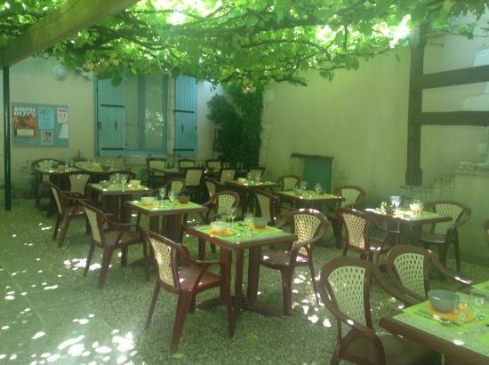 Montagrier, Frankrig: la terrasse