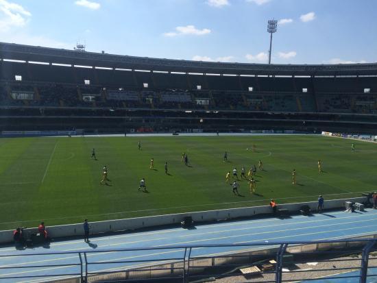 Stadio Marcantonio Bentegodi: Матч с Удинезе 1-1