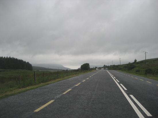 Road Signs Picture Of Barnesmore Gap Donegal Town