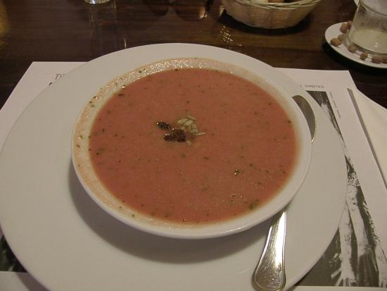 Es Mercat Restaurante: Watermelon Soup