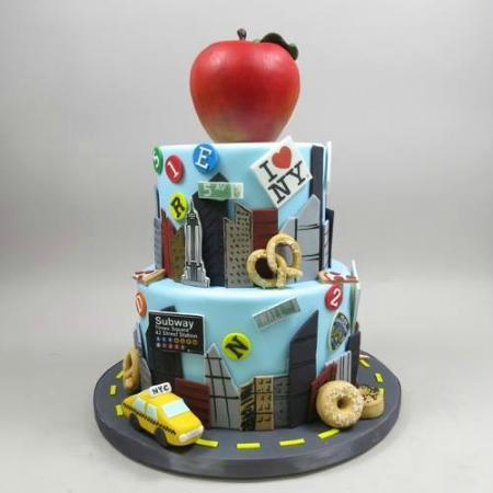 Charm City Cakes New York