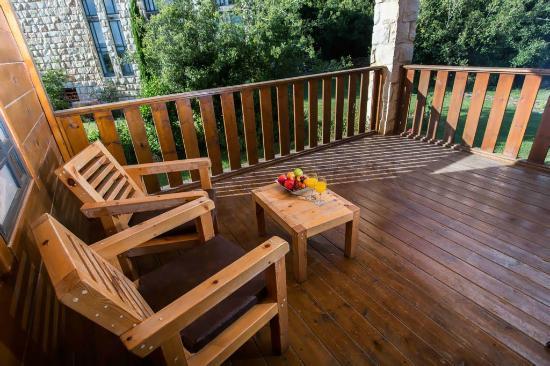 Balcony - Picture of Hamakom Suites, Netu'a - Tripadvisor