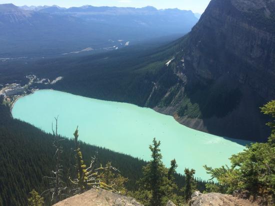 Canadian Rockies Alpine Hiking Day Tours: Lake Louise