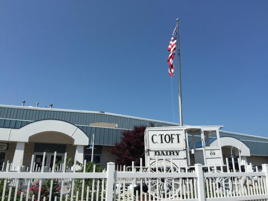 Toft's Ice Cream Parlor