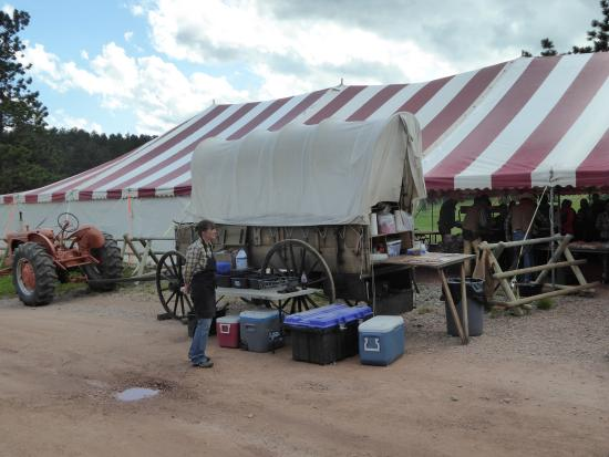 Hill City, MN: The Chuckwagon
