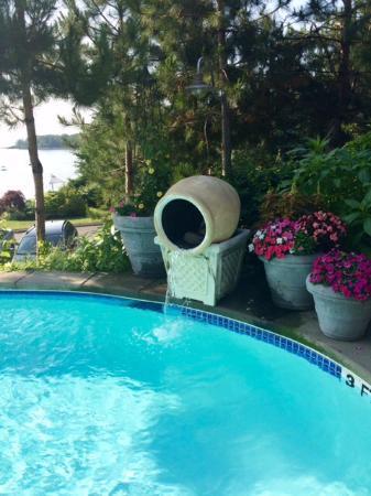 Rockport, Мэн: Beautiful pool
