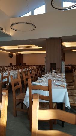 Sala da pranzo foto di le 5 case gera lario tripadvisor - Foto sala da pranzo ...