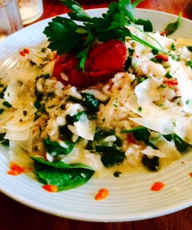 Fresh & Co. : Lobster risotto!