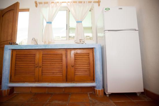 Hotel Villas Sayulita: Kitchen