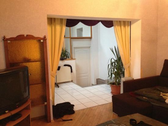 Svetly, Russia: комната