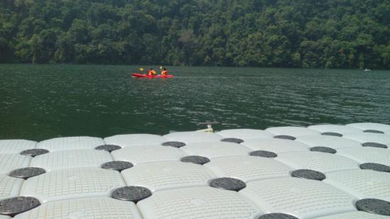 Lake of the Pregnant Maiden : Lake