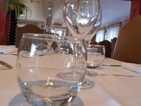 Hotel de Bretagne : restaurant