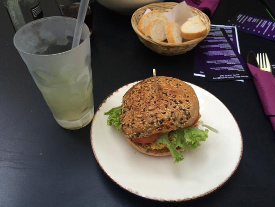 Texas Burger Und Hausgemachte Limonade Bild Von My Heart
