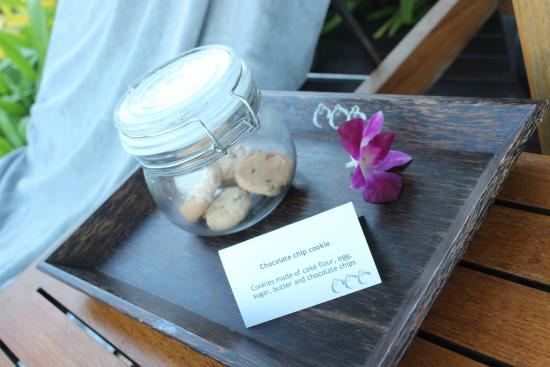 Rest Detail Hotel Hua Hin: Get some treats everyday, and the treats are different everyday