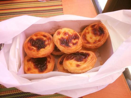 Tropico Beach Bar Restaurante: tradinal Portuguese food